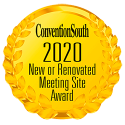 New and Renovated Meeting site award